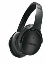 Bose QuietComfort 25 Headphones with iOS Inline Mic for Apple Devices, Grey, NEW