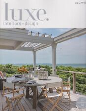 luxe. interiors + design The Hamptons 50 Special Edition 2018 Summer