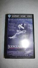 Bodyguard Kevin Costner Withney Houston VHS Kassette