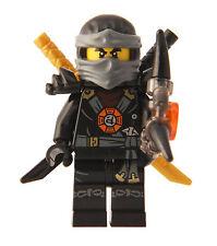 LEGO® Ninjago™ Deepstone Minifigure - Cole with Armor and Aeroblade