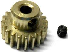 TD10023R6 0.6 Module 0.6M 26T 26 Teeth Tooth Motor Pinion Gear Silver