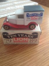 Matchbox Lion 79 - 89 Die cast Model A Ford Limited 10,000