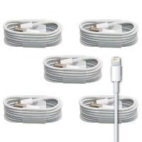 5x Ladekabel für Apple iPhone Lightning Kabel iPad 5 5S 6 6S 7 8 X Plus Air mini