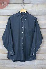 Ralph Lauren Men's Cotton Blend Long Sleeve Striped Casual Shirts & Tops