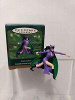 Hallmark Ornament 2000 - Catwoman - Miniature Batman Series