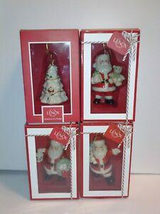 Lenox Ornaments You Choose One (1) Porcelain Christmas Ornaments NIB
