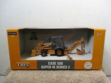 1/50 SCALE ~ ERTL ~ CASE 580 SUPER M SERIES 2