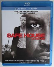 SAFE HOUSE BLU-RAY  -  PREVIOUSLY VIEWED                (INV17658)