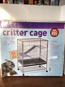 Rat/Ferret/Chinchilla Cage, No. 495,  by Prevue Pet Products Inc