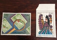 Assorted Stamps from Algerie Algeria