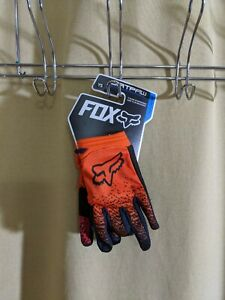 Various Lot Of 6 Pairs Fox Racing And Shift Gloves Size Youth Small