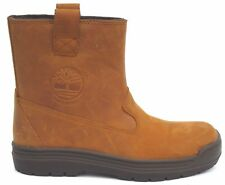 Junior Childrens Girls Timberland Leather Wheat Classic Boots Size UK 1 4 5.5