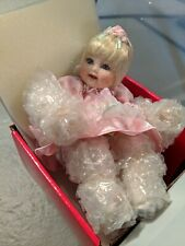 "Marie Osmond ""Queen Elizabeth Rose Bud Tiny Tot"" Porcelain Doll"