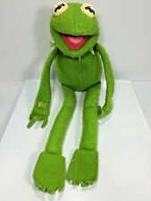 Vintage 1976 Fisher Price #850 Jim Henson Kermit The Frog Polyester Muppets Doll