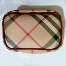Burberry canvas Coin Purse D-ring