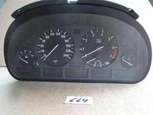BMW E39 528i Tacho Kombiinstrument ohne Pixelfehler VDO LN664