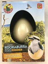 1 x GROWING PET KOOKABURRA EGG - water toy child girl boy play party novelty