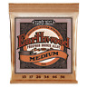 Ernie Ball 2144 Earthwood Phosphor Bronze Alloy Med Strings (13-56)