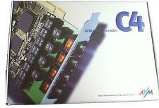 AVM C4 Active Isdn PCI Card 4 Ports #130