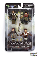 Dragon Age Minimates Series 1 Box Set