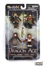 Dragon Age Minimates Series 1 Box Set