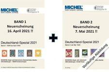 MICHEL DEUTSCHLAND SPEZIAL 2021 - BAND 1 + 2 - 51.  AUFLAGE - PORTOFREI