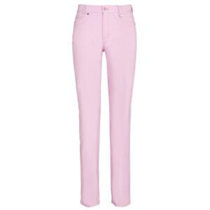 NWT Golfino Ladies Light Techno Stretch trouser Candy Pink 4 6 8 10 12 7269224