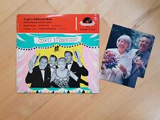 """7""""EP - Friedel Hensch und die Cyprys - Cyprys Bühnenschau - Polydor 20 228 EPH"""