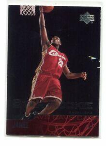 2003 Upper Deck Lebron James Star Rookie #301 LAKERS