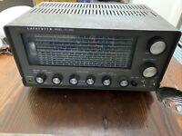 Vintage Lafayette Communications Receiver Radio Model KT-320