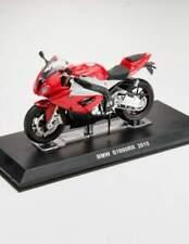 ★ MOTO MOTOCICLETA 2015 - BMW S1000RR - 1/18 - SALVAT