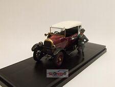 Fiat 501 Fiume 1919 Gabriele D Annunzio 1:43 Rio4282P Modellino Diecast