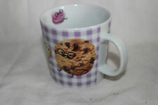 Mug Cup Tasse Paperchase Cookies with Smiley Face