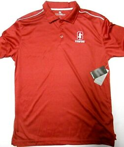 UPickm NEW Stanford Cardinal Colosseum NCAA Polo Shirt Mens Small XL Med Large