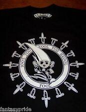 SWITCH BLADE ILLICIT Martin F. Emond Too Kool for Skool T-shirt - NEW (XL)