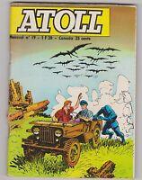 ATOLL n°19 - Archie le robot. 1968. petit format en TBE