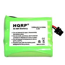 HQRP Cordless Phone Battery for Panasonic HHR-P505 HHR-P505A HHR-P505PA