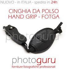Cinghia da polso - HAND GRIP FOTGA originale con attacco a vite - PER PENTAX