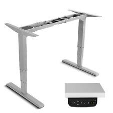 Tischgestell Schreibtisch Elektrisch Höhenverstellbar Arbeit u. Bürotischgestell