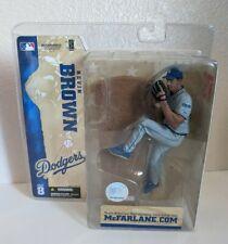 Los Angeles Dodgers Kevin Brown Action Figure McFarlane Sports 8 MLB Baseball