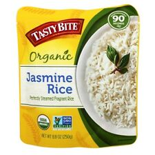 TASTY BITE, RICE JASMINE, 8.8 OZ, (Pack of 12)