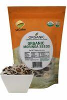 McCabe USDA ORGANIC Sun-Dried Moringa Seeds, 70g