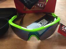 72eb2875288 Dirty Dog Edge Ladies Sport Cycling Sunglasses White Rose Flash Mirror 58026