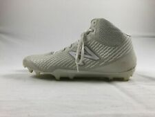 New Balance Burn X - White Cleats (Men's 11.5) - Used