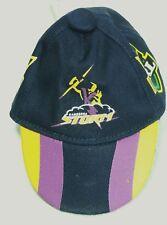 NRL Official Licensed Cap Key Ring Melbourne Storm 4895014843349 NEW