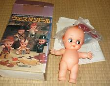 Retro Japanese Kewpie Craft Kit Vintage Toy Western Doll Leather JOY