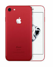 Apple iPhone 7 128GB Rojo Smartphone Fingerprint Móviles 12MP Cámara iOS ES