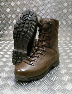 Genuine British Army Karrimor SF Cold Weather Goretex Combat / Assault Boots