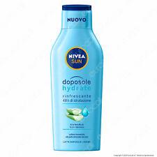 Nivea Sun Latte Doposole Hydrate Rinfrescante e Lenitivo con Aloe vera ...