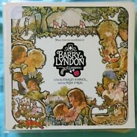 VARIOUS ARTISTS LP BARRY LYNDON ORIGINAL SOUNDTRACK GERMANY REISSUE VG++/EX